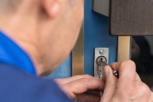 Gate Lock repair