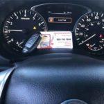 Nissan Maxima - New key made