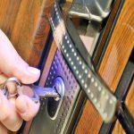 Commercial Hi-security locks