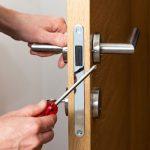 Doorknob installation services
