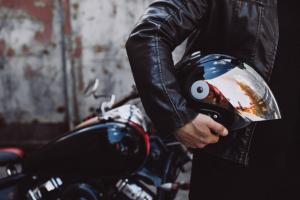 Motorcycle emergency locksmith services